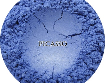 Loose Mineral Eyeshadow-Picasso
