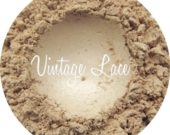 Loose Mineral Eyeshadow-Vintage Lace