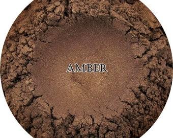 Loose Mineral Eyeshadow 'Amber'