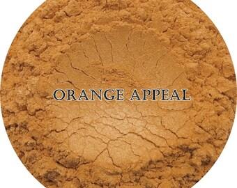 Loose Mineral Eyeshadow-Orange Appeal