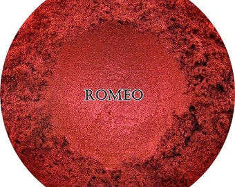 Loose Mineral Eyeshadow Romeo
