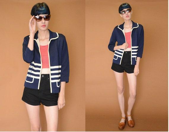 Vintage Mod 60s Jacket