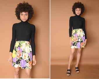 Vintage Garden Party Skirt