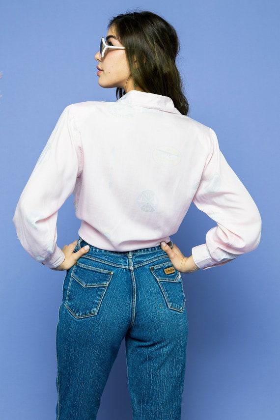 Vintage 80s Blouses Women's clothing vintage 80s - image 4