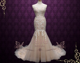 Origami Inspired Wedding Dress Photoshoot with Hattie Ellis | 270x340