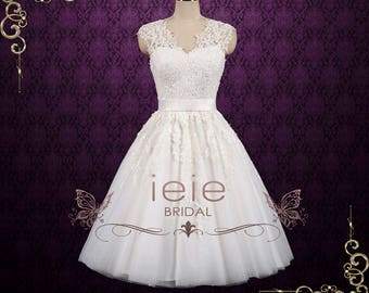 Tea Wedding Dress