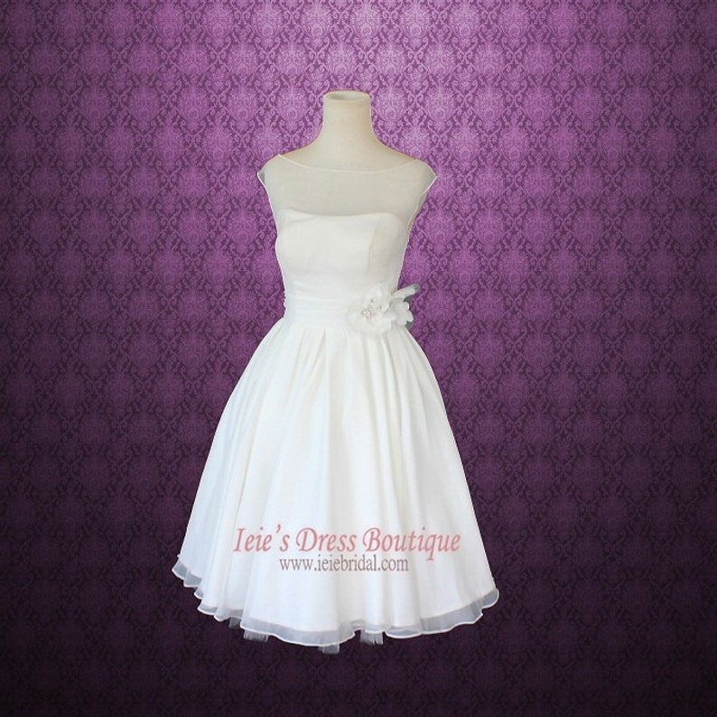 Colored Wedding Dresses Vintage 50s