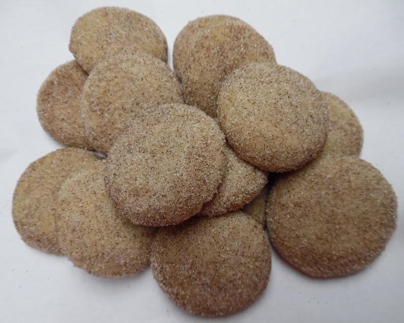 Pan de Polvo Mexican Shortbread Cookies