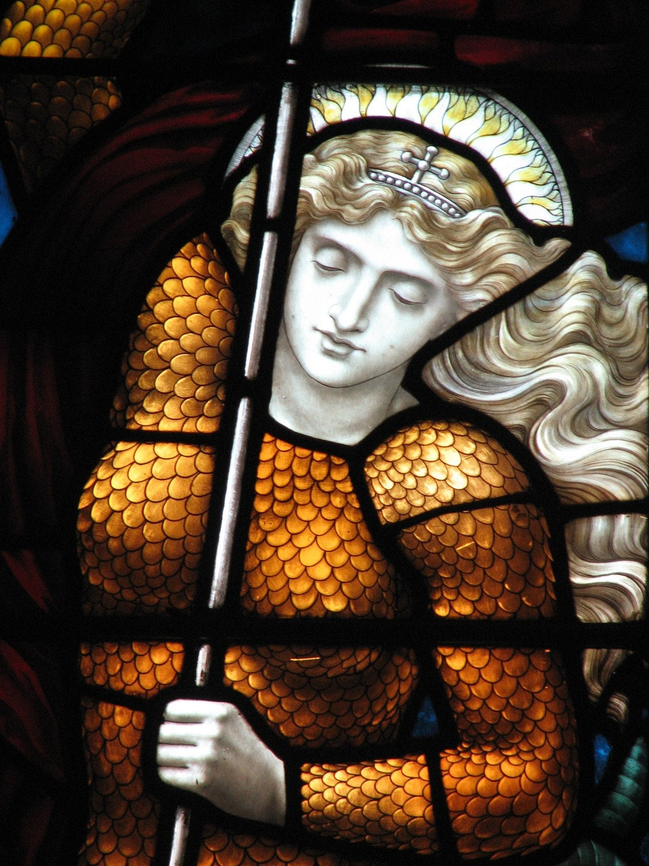 Joan of Arc Wall Art Print French Saint Catholic saint | Etsy