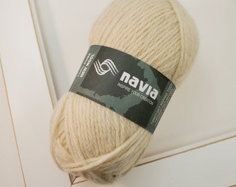 Wool Hand dyed worsted weight 220 yards Vermillion over gray Each sold separately 4 ounces