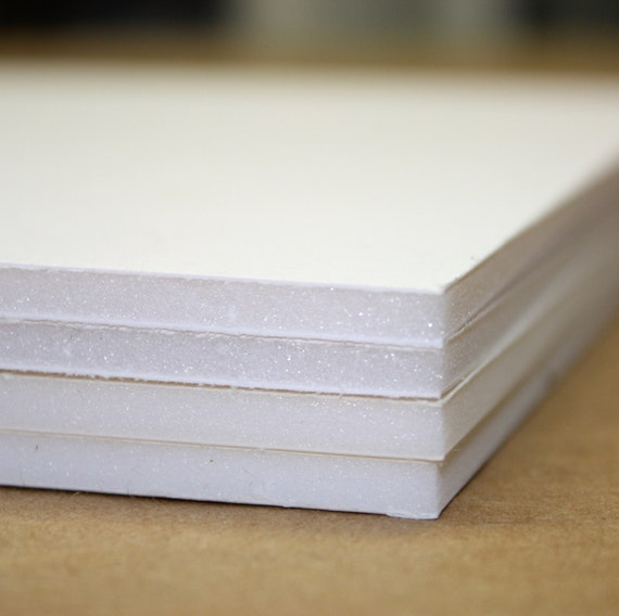 FOAMBOARD ACID FREE 8 x 10 Picture Framing Supplies | Etsy
