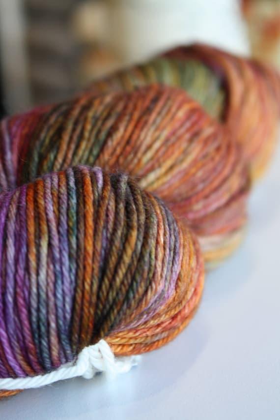 Arroyo - Malabrigo - Piedras 862 - Sport weight - superwash - merino wool -  variegated - kettle dyed - yarn