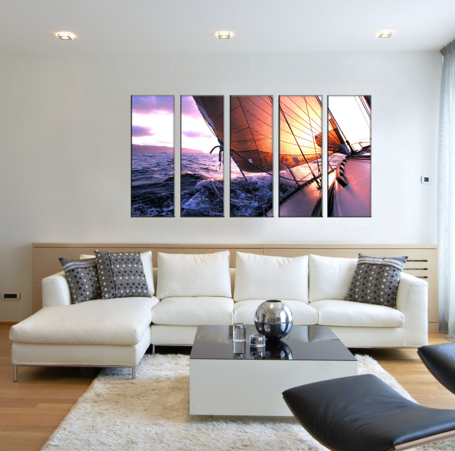1 & Canvas Prints - Seascapes Wall Art - Home Interiors Wall Decor ...