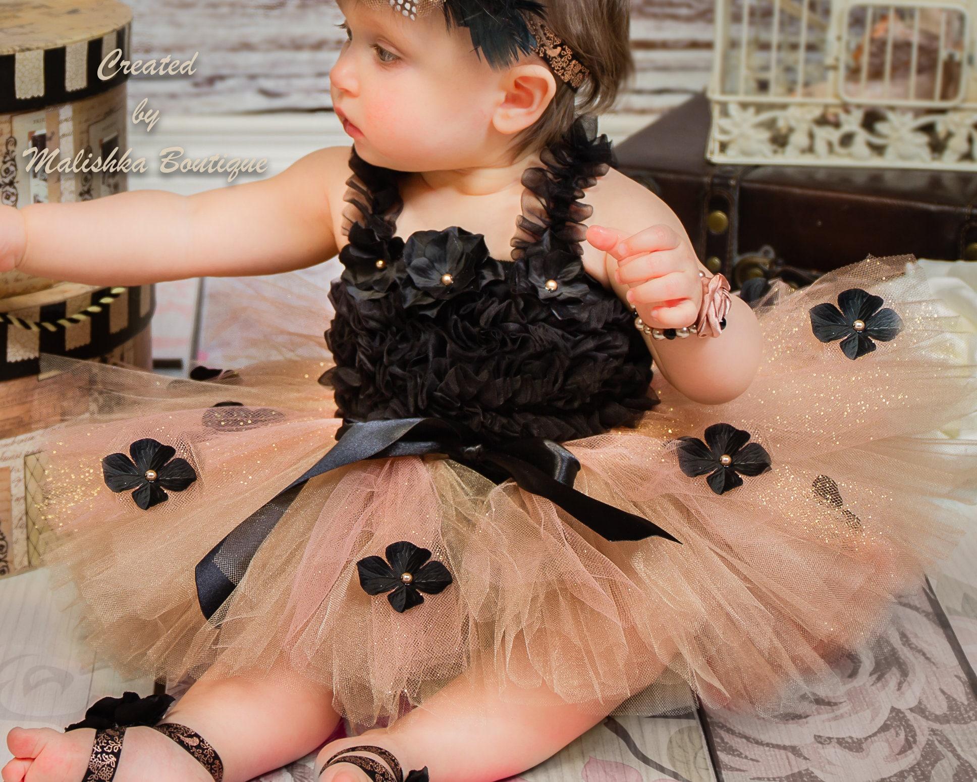 Newborn Baby Light Pink Bling Sparkle Sequins Pettiskirt /& Hair Accessory 3-12M
