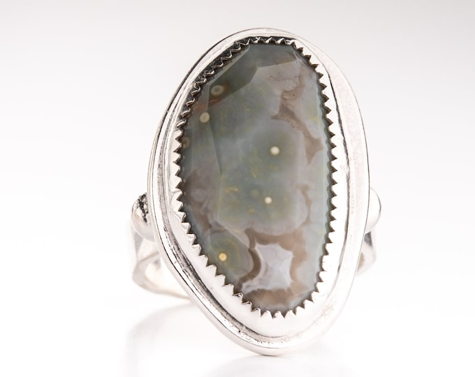 Imperial Jasper Size 7 Ring