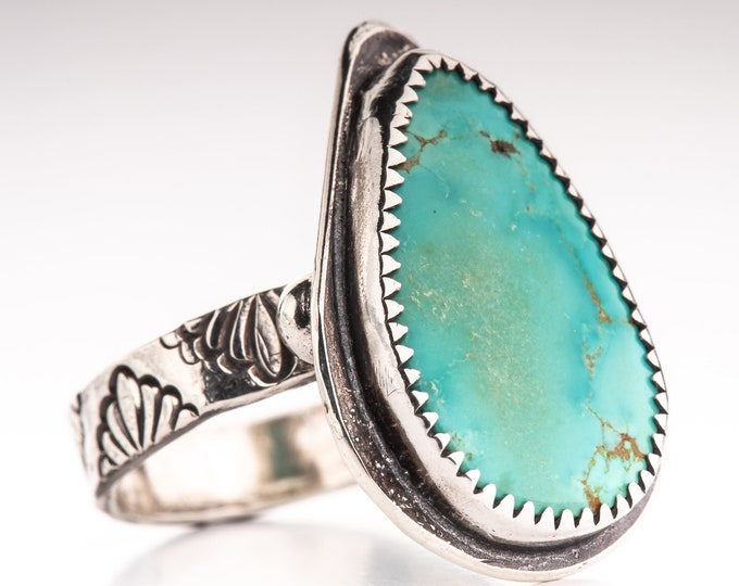 Turquoise Size 8 Ring
