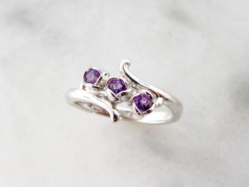 Diamant, Pierre Précieuse Améthyste Et Diamant Pendentif Et Earrings Set Argent Massif Firm In Structure Bijoux, Montres