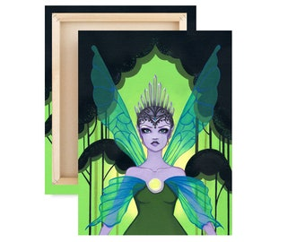 """LIMITED EDITION: """"Titania"""" Canvas Reproduction 1 of 25"""