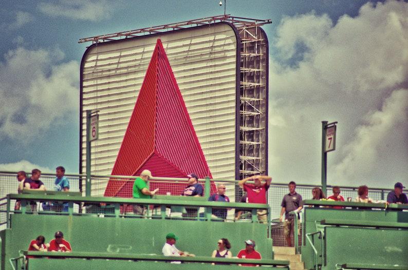 One Summer in Boston   Fenway Park  Fine Art Photograph image 0