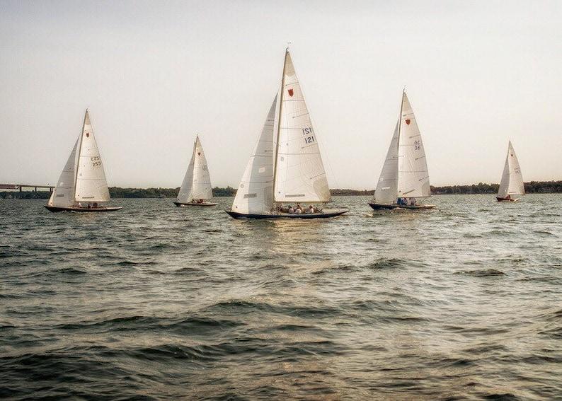 The Shields  Newport Rhode Island  Fine Art Sailing image 0