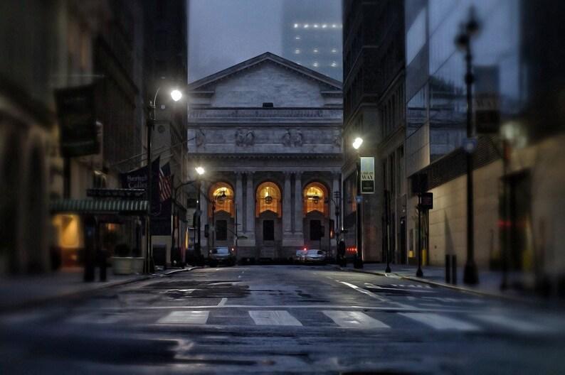 Public Library  New York City  Fine Art Photograph Print image 0