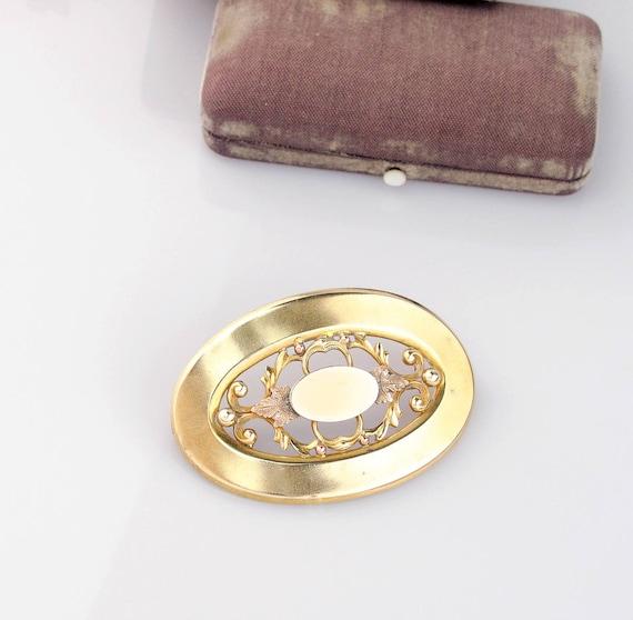 Antique Victorian Sash Pin | Victorian Antique Bro