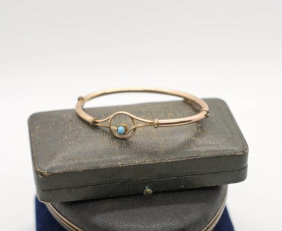Antique 10k Gold Victorian Bracelet | Antique Vict