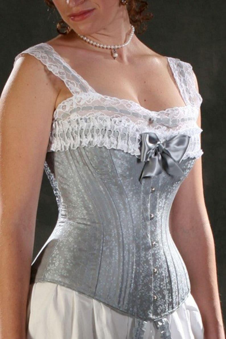 d2232e9ce Design your own bespoke Victorian Era corset 19th Century