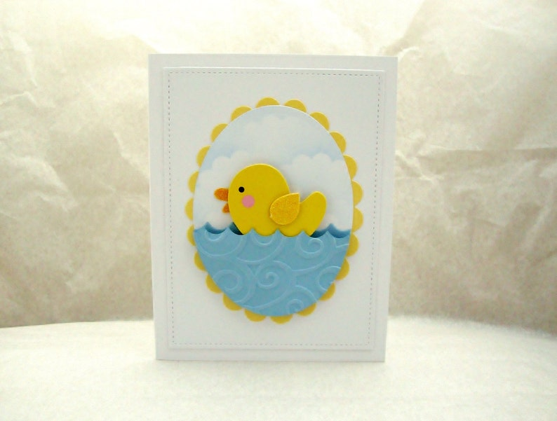 Happy New Baby Baby Announcement New Baby Card Congratulations on the New Baby Baby Boy New Little Brother Baby Boy Card Welcome Baby