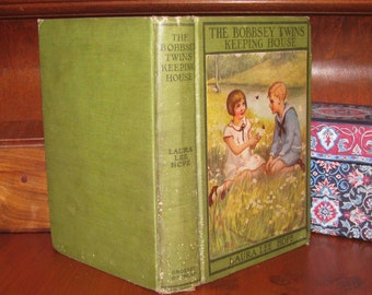 The Bobbsey Twins Keeping House, 1925