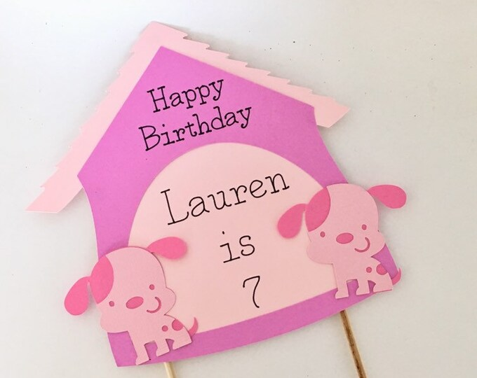 Cake Banners,Toppers