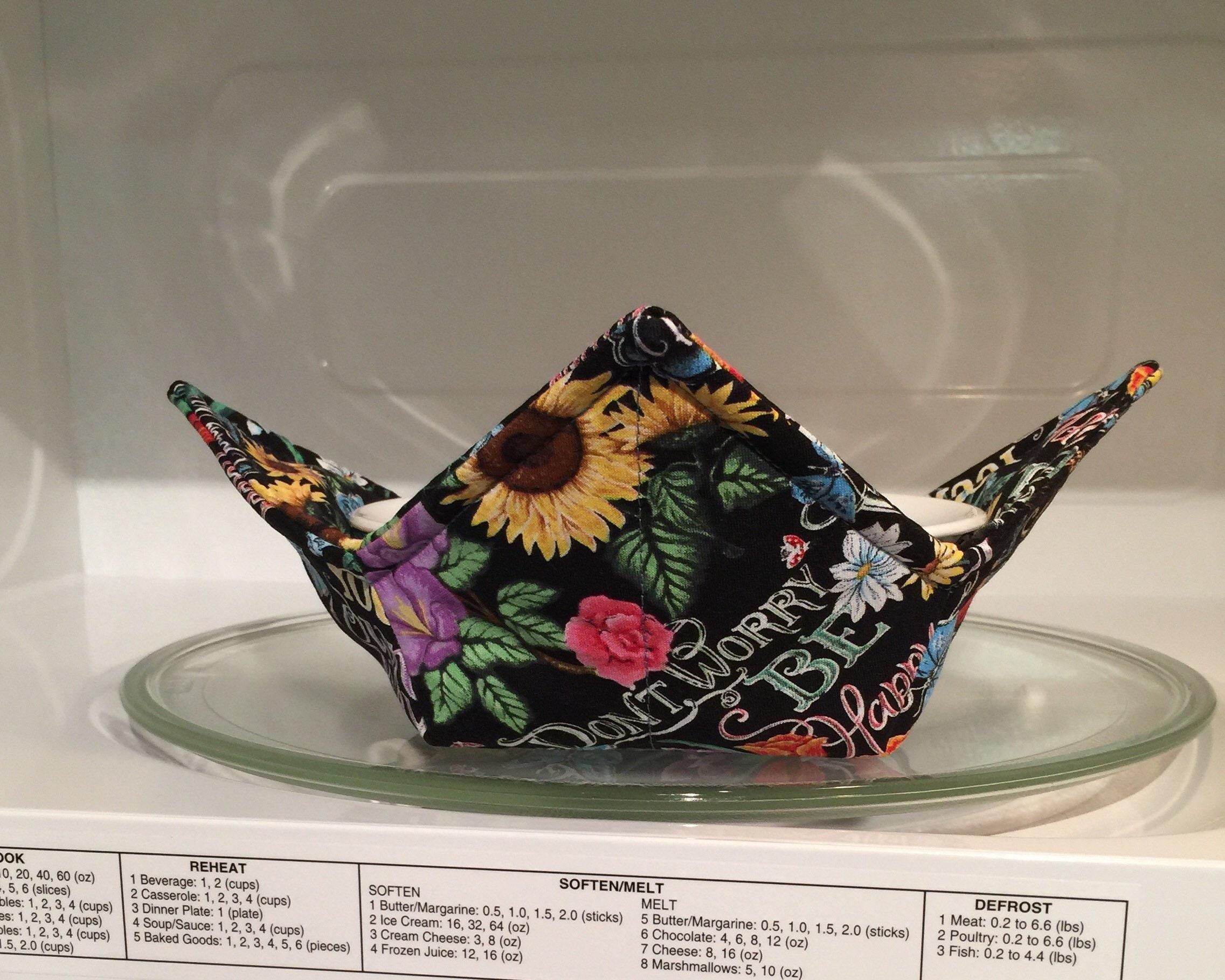 Bear Paw Microwave Bowl Cozy