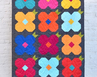 May Flowers Quilt Pattern