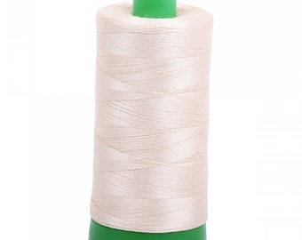 Aurifil 40 wt 2310 light beige