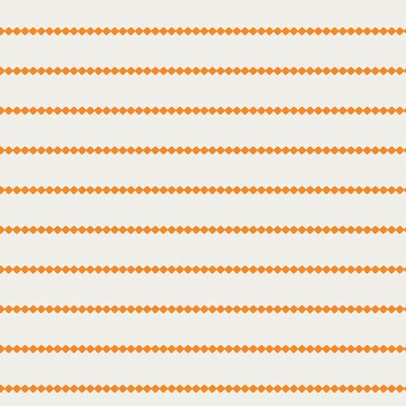 Seaside Stripes Tangerine