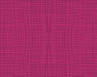 Crossthread Splendid - Fuchsia Fabric - Art Gallery Fabrics - Splendid Fusion - FUS-SD-1101 - Fabric by the yard