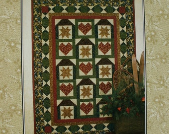 Thimbleberries Warm Heart Quilt Pattern