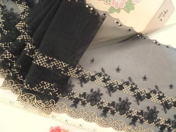 Embroidered Lace Embroidered Tulle Lace Embroidered Net