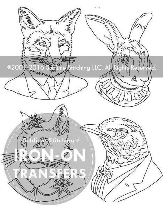 RYAN BERKLEY-hierro en patrones de transferencia de la mano | Etsy