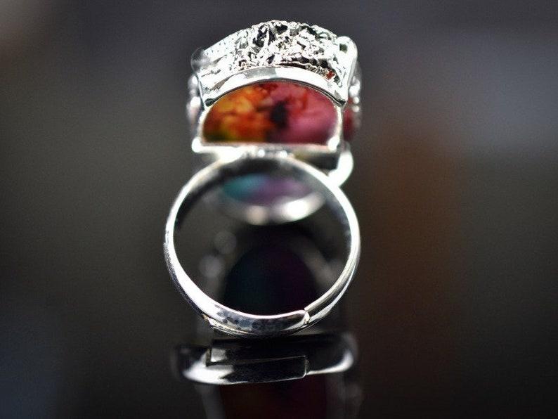 Joy of life solarquarz ring
