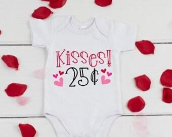 Valentine Day Onesie Etsy