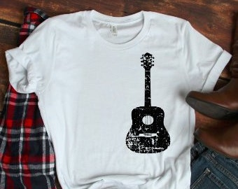 I Have Too Many Guitars Hoodie Strings Instrument Band Funny Birthday Gift Hoodies & Sweatshirts Clothes, Shoes & Accessories
