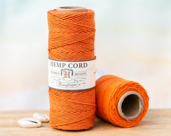 1.5mm Natural Hemp Cord #HEMP002
