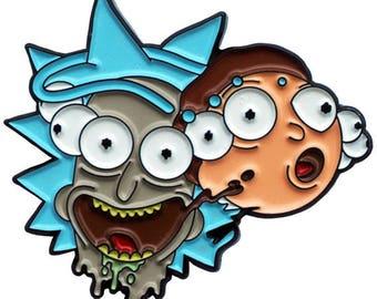 Rick & Morty Blender