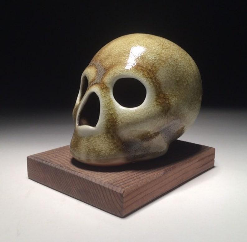 Swamp Thing Skull