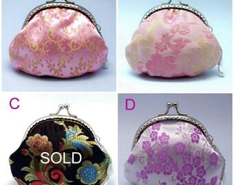 BIG SALE - Small clutch / Coin purse (GP39)
