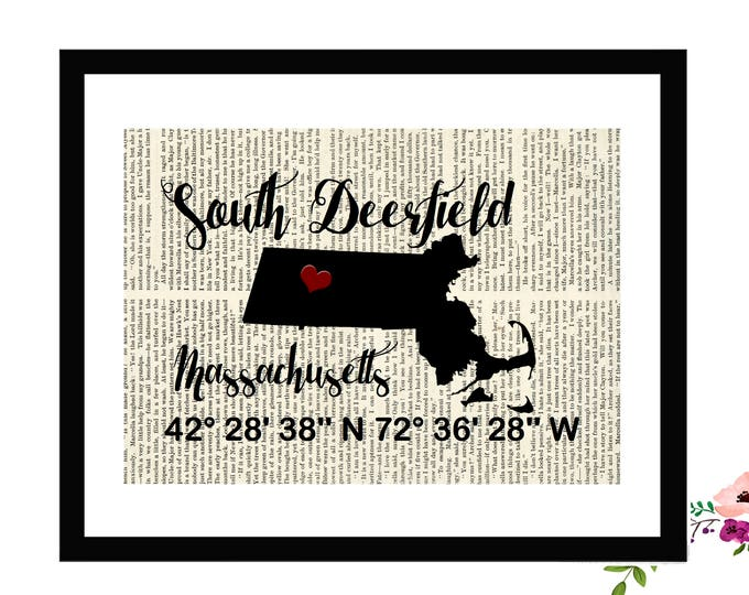 South Deerfield Massachusetts