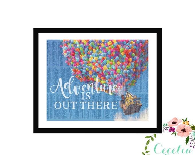 Adventure Is Out There - Disney's Up The Movie