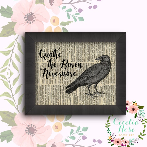 """Quothe The Raven """"Nevermore"""