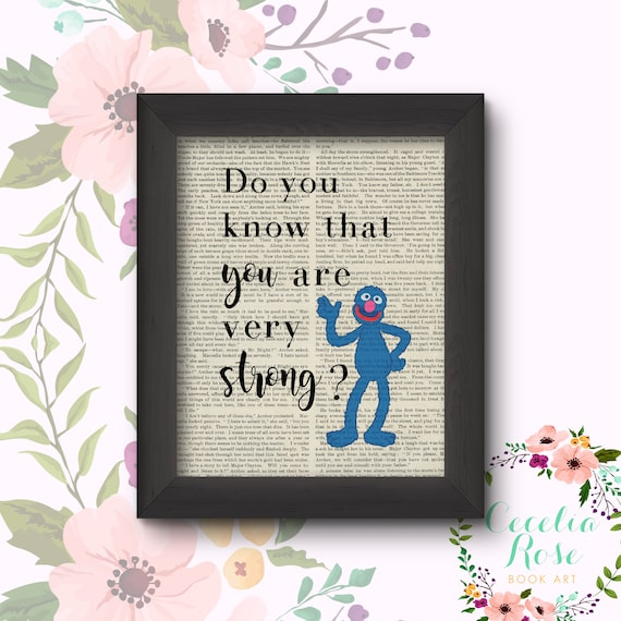 Do You Know That You Are Very Strong?